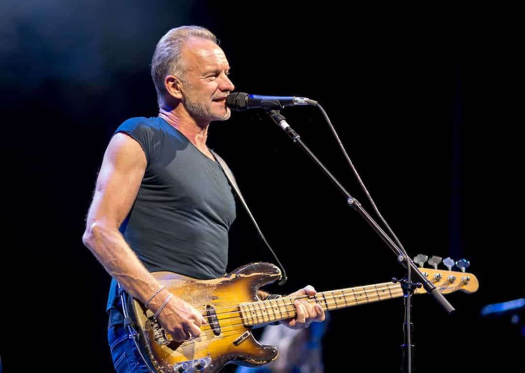 Sting-concert